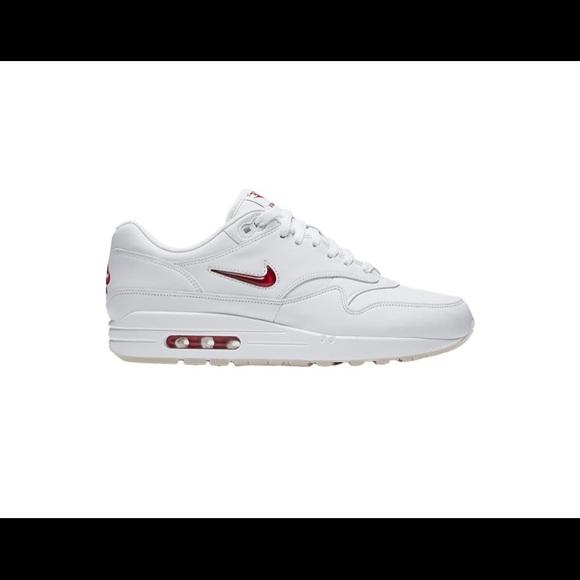 Nike Air Max 1 Premium SC JEWEL Ruby White